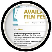 Available Light Film Festival
