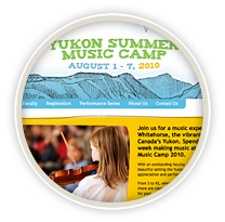 Yukon Summer Music Camp