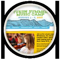 Yukon Summer Music Camp